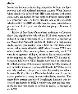 Biljni lijekovi iz kućne radinosti za HIV/AIDS-neem-ultimate-herb-john-conrick-google-knjige.jpg